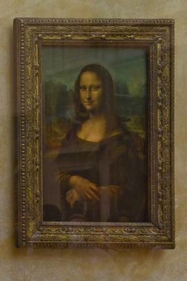 Louvre Museum, La Joconde