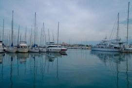 Antibes prístav