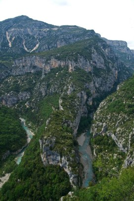 Grand Canyon du Verdon, Francie