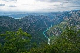 Grand Canyon du Verdon, Francie