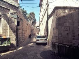 Jerusalem, Via Dolorosa