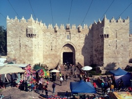 Jerusalem, Damascus Gate