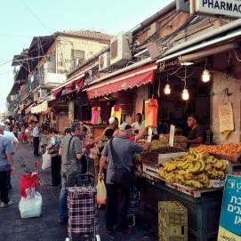 Jerusalem, Mahane Yehuda Market