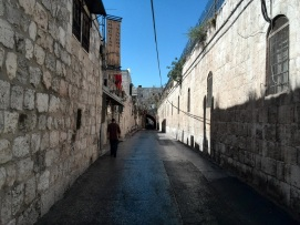 Jerusalem, Via Dolorosa