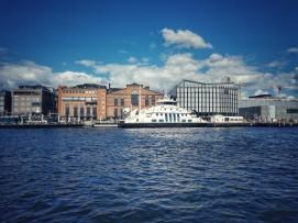 Oslo, Aker Brygge