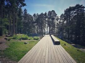 Oslo, park Ekeberg